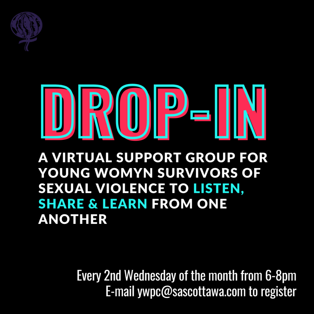 Young Womyn Program Drop In Group